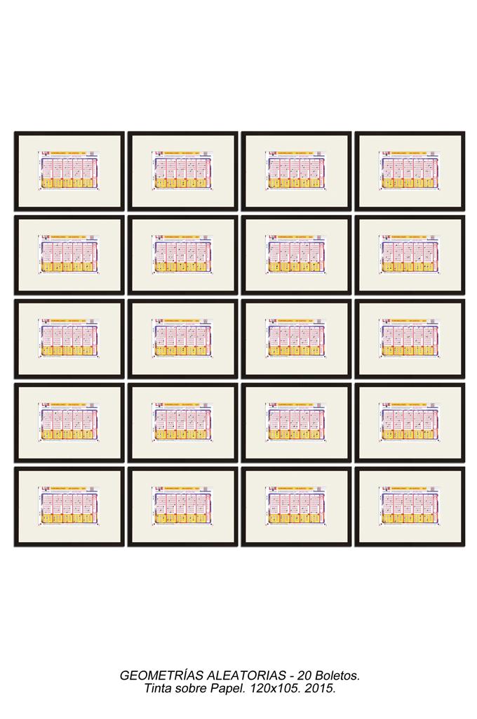 03. Geometrias Aleatorias - 20 Boletos