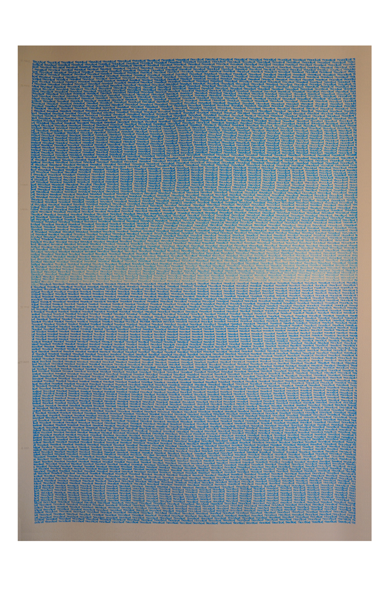 06. 4520 Blues. 100x70. 2016